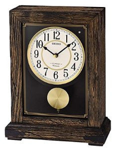 Seiko Clocks Drifter Musical Mantel clock #QXW233BLH