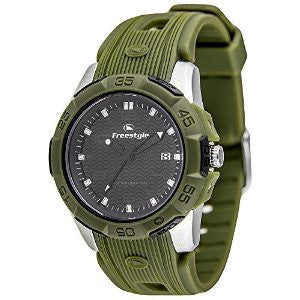 Freestyle Kampus Black/Green Mens watch #10016968