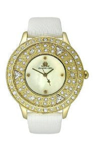 JLO Three-Hand Satin - White Womens watch #JL/2708WMWT