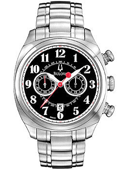 Bulova Adventurer Chronograph Mens watch #96B162