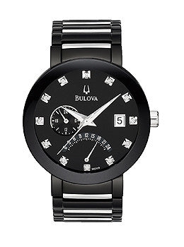Bulova Mens Diamond Collection watch #98D109