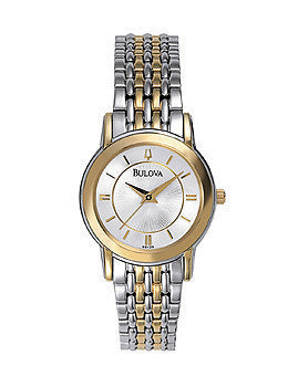 Bulova Womens Bracelet II watch #98V29