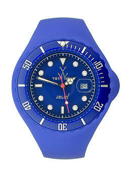 Toy Watch Jelly - Blue Unisex watch #JTB07BL