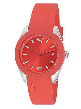 Puma Grip 3HD - S Dark Orange Womens watch #PU102712007