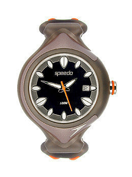 Speedo Mens Three-hand Date Strap watch #SD50621BX