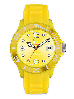 Ice-Watch Sili Forever Yellow Dial Unisex watch #SI.YW.U.S.09