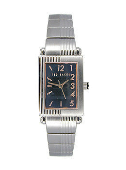 Ted Baker Three-Hand Stainless Steel Womens watch #TE4005