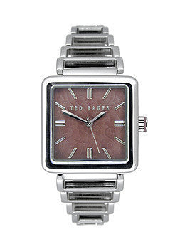 Ted Baker Three-Hand Stainless Steel Womens watch #TE4015