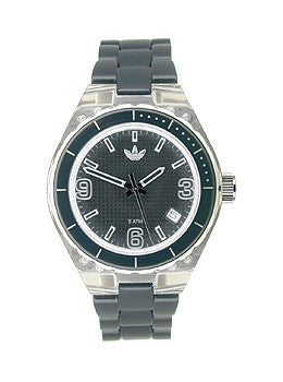 Adidas Originals Aluminum Cambridge Black Dial Womens watch #ADH2536