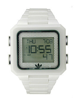 Adidas Peachtree Limited Edition Chronograph Digital Grey Dial Unisex watch #ADH9013