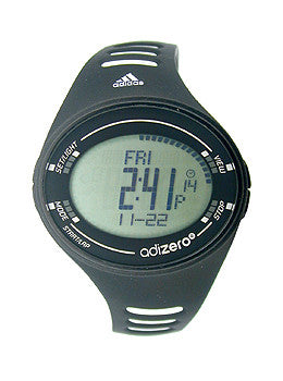 Adidas AdiZero 100-Lap Chrono Digital Unisex watch #ADP3508