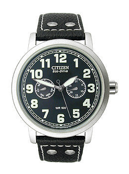 Citizen Eco-Drive Avion Multifunction Mens watch #AO9030-21E