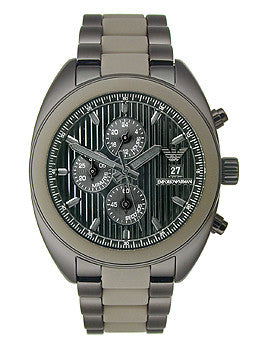 Armani Sportivo Chronograph Mens watch #AR5953