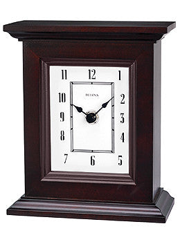 Bulova Bristol Table Top clock #B1531