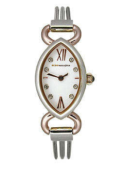 BCBG Max Azria BCBG Two-Tone Stainless Steel Womens watch #BCBG8037