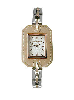 BCBG Max Azria BCBG Two-Tone Stainless Steel Womens watch #BG8071
