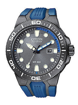 Citizen Eco-Drive Scuba Fin Mens watch #BN0097-02H