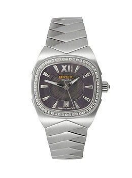 Breil Milano Womens Diamond Bezel watch #BW0421
