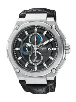 Citizen Eco-Drive Chronograph Mens watch #CA0310-05E