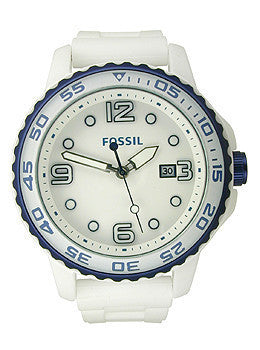 Fossil Sport Ceramic and Silicone Mens watch #CE5013