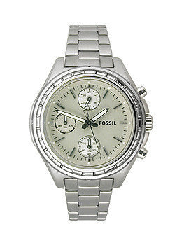 Fossil Dylan Chronograph Stainless Steel Womens watch #CH2832