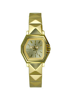 Diesel Z Back Up Stainless Steel - Gold-Tone Womens watch #DZ5391