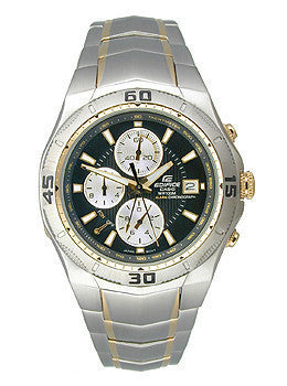 Casio Edifice Alarm Chronograph Mens watch #EF514SG-1AV