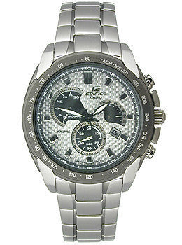 Casio Edifice Chronograph Mens watch #EF521GF-7AV