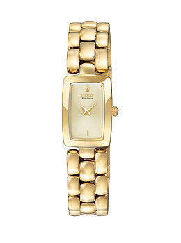 Citizen Eco-Drive Jolie 2-Hand Womens watch #EG2902-53P
