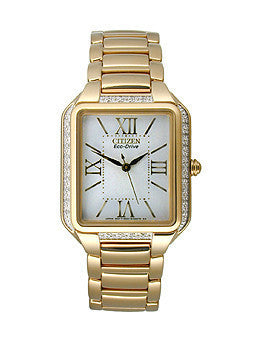 Citizen Eco-Drive Ciena 26 Diamonds Womens watch #EM0192-57A