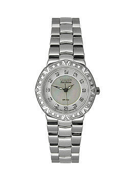 Citizen Womens Eco-Drive Serano watch #EP5830-56D