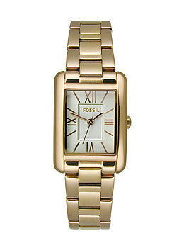 Fossil Florence Three-Hand Stainless Steel - Rose Womens watch #ES3326