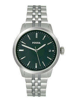 Fossil Townsman Black Dial Mens Watch #FS4818