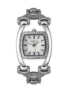 BCBGirls BCBGirl Womens Silver Streak watch #GL4045