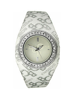 BCBGeneration Collection Silver-Tone Dial Womens Watch #GL6002