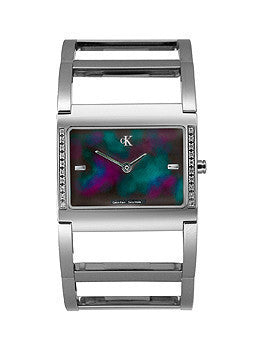 Calvin Kleins Ladies Diamond Collection watch #K0428383