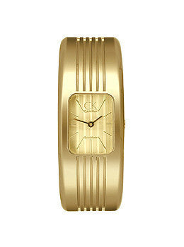 Calvin Klein Womens Fractal watch #K8124209