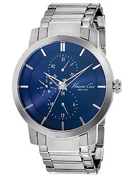 Kenneth Cole New York Multifunction Stainless Steel Mens watch #KC9391