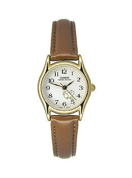 Casio Womens Leather watch #LTP1094Q7B7