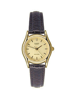 Casio Womens Leather watch #LTP1094Q9A