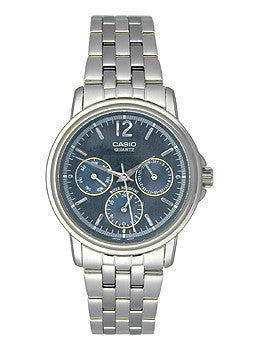 Casio Mens Steel watch #MTP-1174A-2A