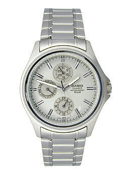 Casio Mens Steel watch #MTP-1246D-7AV