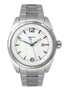 DKNY Unisex Adult Steel Bracelets watch #NY1394