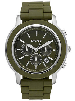 DKNY 3-Hand Chronograph with Date Mens watch #NY1494