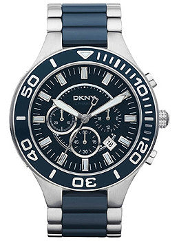 DKNY 3-Hand Chronograph with Date Mens watch #NY1498
