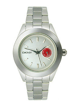 DKNY Jitney Three-Hand Stainless Steel Womens watch #NY2131