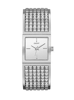 DKNY Bryant Park Stainless Steel Wide Bangle Womens watch #NY2230