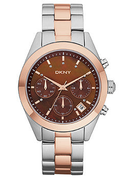 DKNY 3-Hand Chronograph with Date Womens watch #NY8515