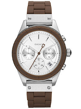 DKNY 3-Hand Chronograph with Date Womens watch #NY8581