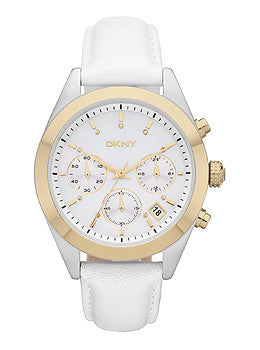 DKNY 3-Hand Chronograph with Date Womens watch #NY8611